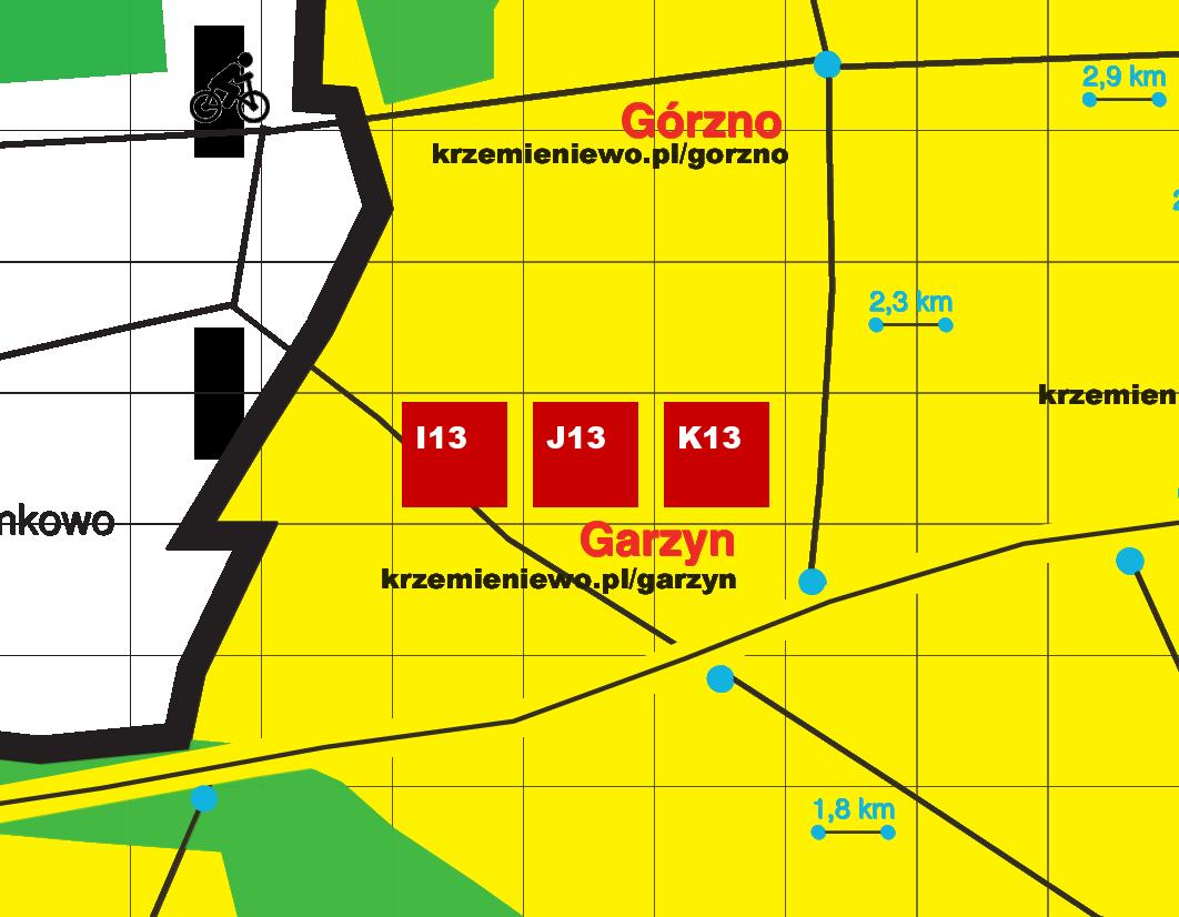Miejsce na mapie